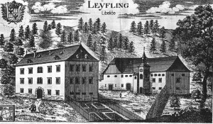 Grad Libeliče-Leifling